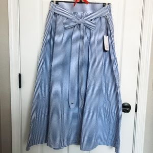 NWT Vineyard Vines for Target Striped Skirt